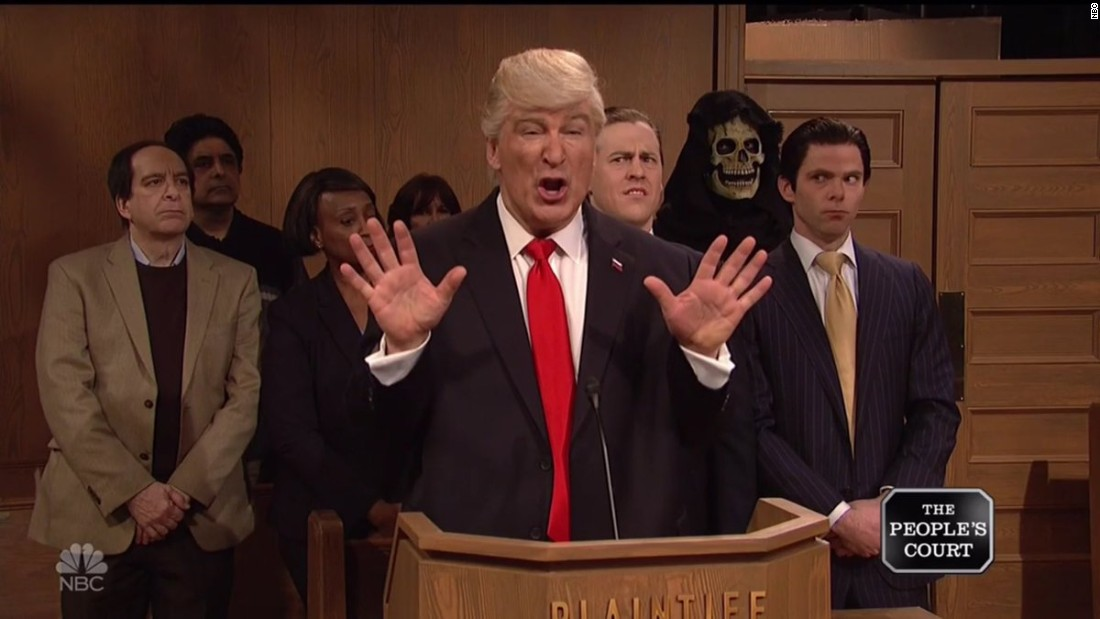 image of Alec Baldwin explains key to Trump impression