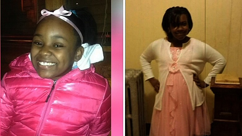 Takiya Holmes, left, died Tuesday. Kanari Gentry-Bowers is in critical condition.