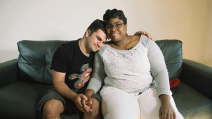 Couple with Asperger's syndrome: 'We're even more extraordinary together'