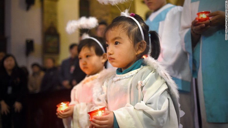 Christians, and other believers, have long faced oppression within China.