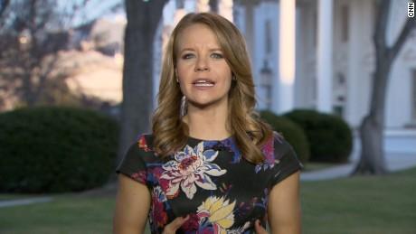 White House Correspondent Descibes Block Cnn Video