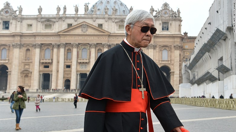 Cardinal Joseph Zen, former Bishop of Hong Kong, has criticized a potential deal between the Vatican and Beijing.