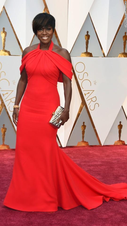 Miraculous Oscars Red Carpet 2017 Short Hairstyles For Black Women Fulllsitofus