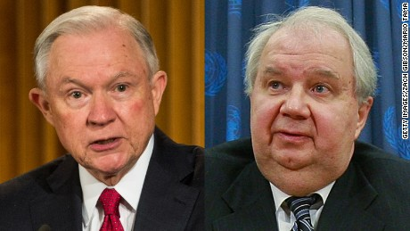 Washington Post: Sessions discussed Trump campaign with Russian Ambassador Kislyak