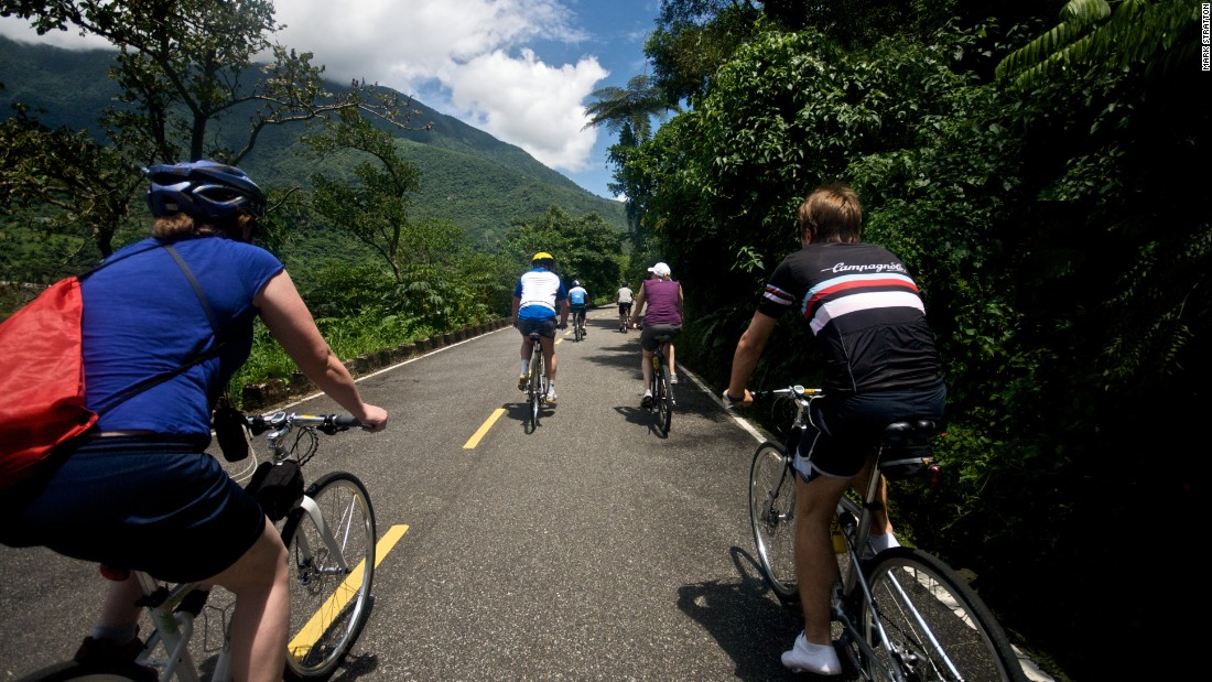 Taiwan by bike: How to cycle around the island in 12 days