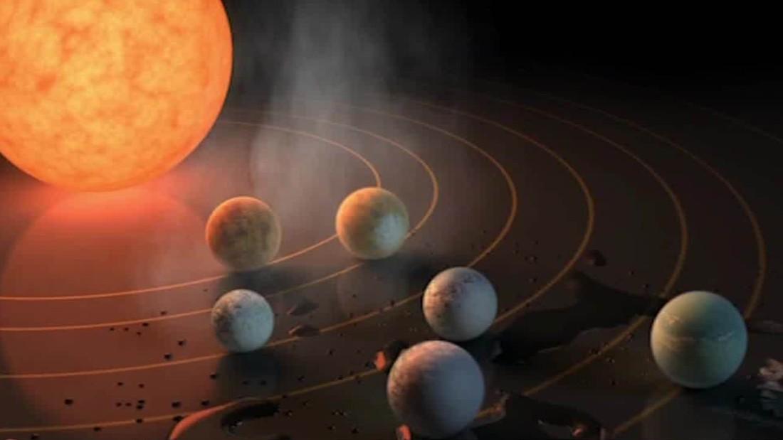 Exoplanets named after beer - CNN Video