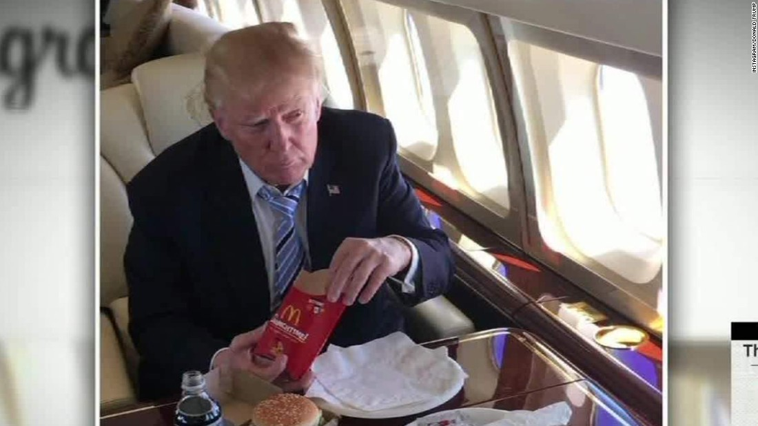 Report Trump Admin Denied Puerto Rico Request To Let Victims Use Food Stamps For Fast Food