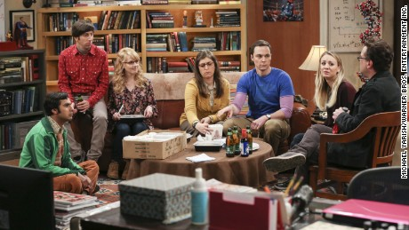 'The Big Bang Theory' was renewed by Warner Bros. and CBS for two more season.