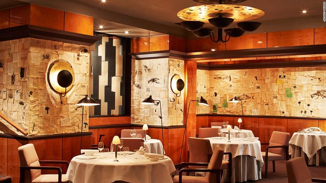 Le Hide Restaurant Paris Menu