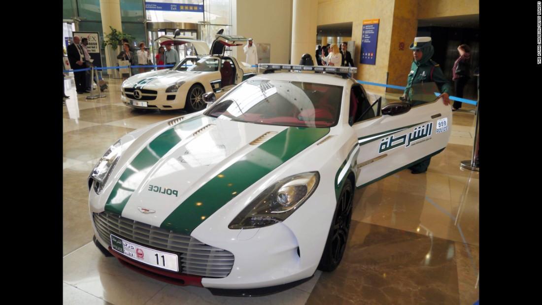 dubai police own world 39 s fastest police car cnn. Black Bedroom Furniture Sets. Home Design Ideas