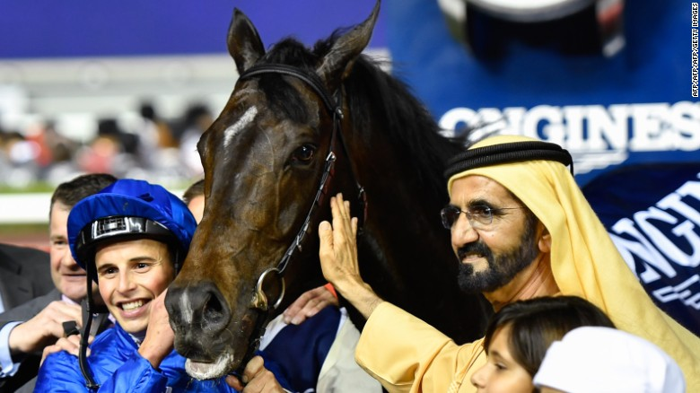 Winx takes Queen Elizabeth Stakes for 17th win - CNN.com
