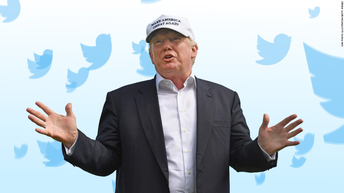 Cnn World News Twitter: President Trump, Stop Blocking Me On Twitter (opinion