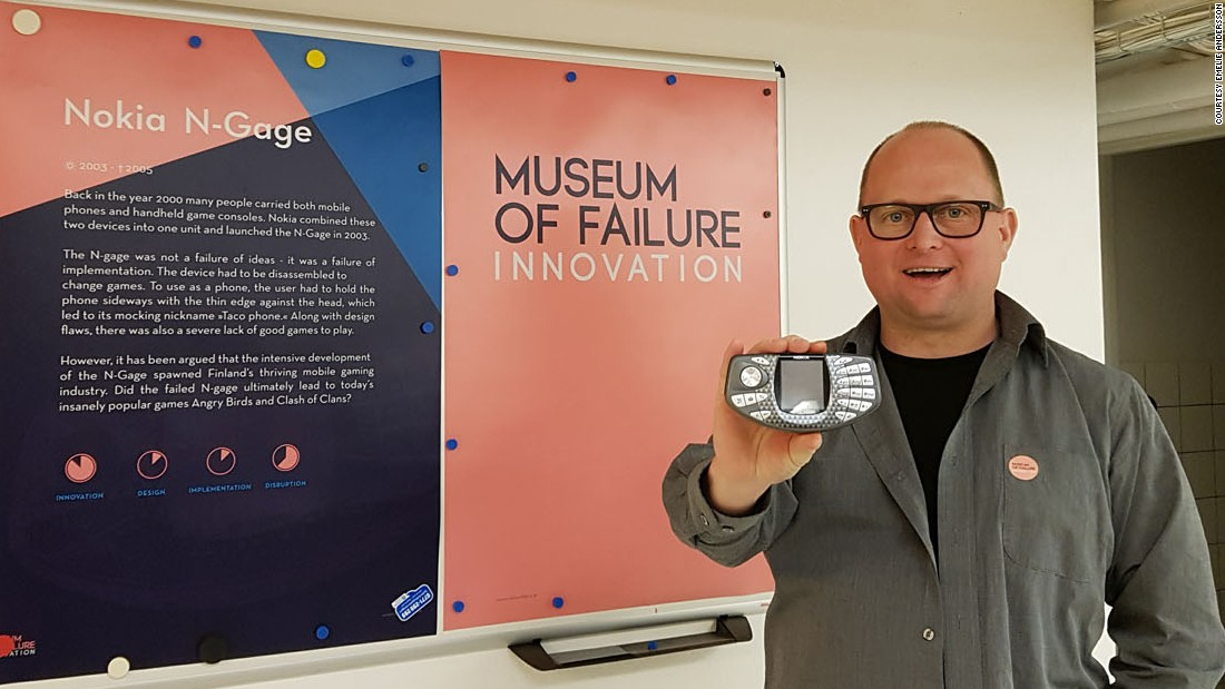 museo del fracaso inventos productos ridículos Helsingborg