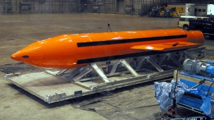 First on CNN: US drops largest non-nuclear bomb in Afghanistan