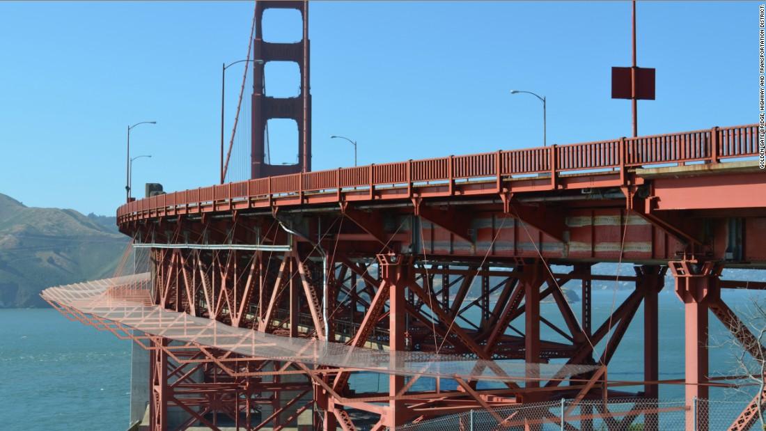 Suicide Net On Golden Gate Bridge Will Save Lives Cnn