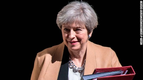 Theresa May: What you need to know