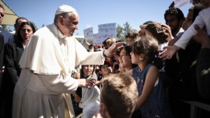 The Pope's perilous mission to Egypt