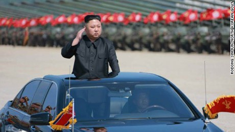WH summons lawmakers for North Korea briefings
