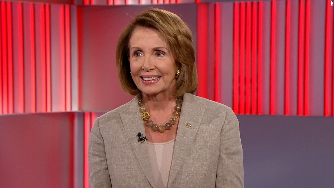 Rep. Pelosi's full interview with Jake Tapper - CNN Video