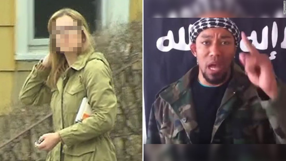 Terrorist Photo: Rogue FBI Employee Married ISIS Terrorist She Investigated