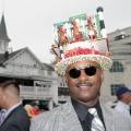 kentucky derby fan hat