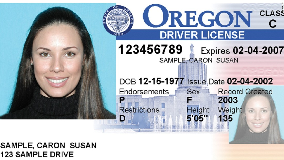 Drivers License International Travel