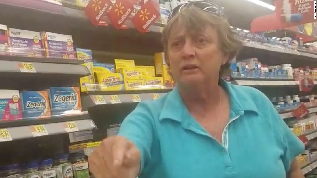 image of Racist rant inside Walmart goes viral