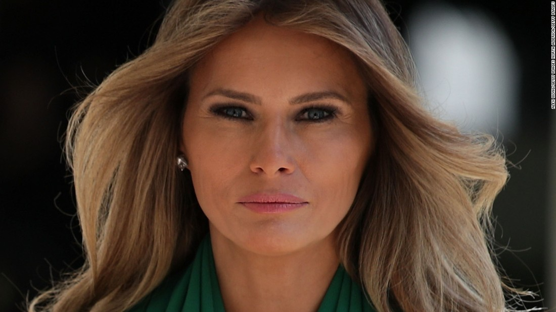 Melania Trump announces her first solo trip as first lady ...