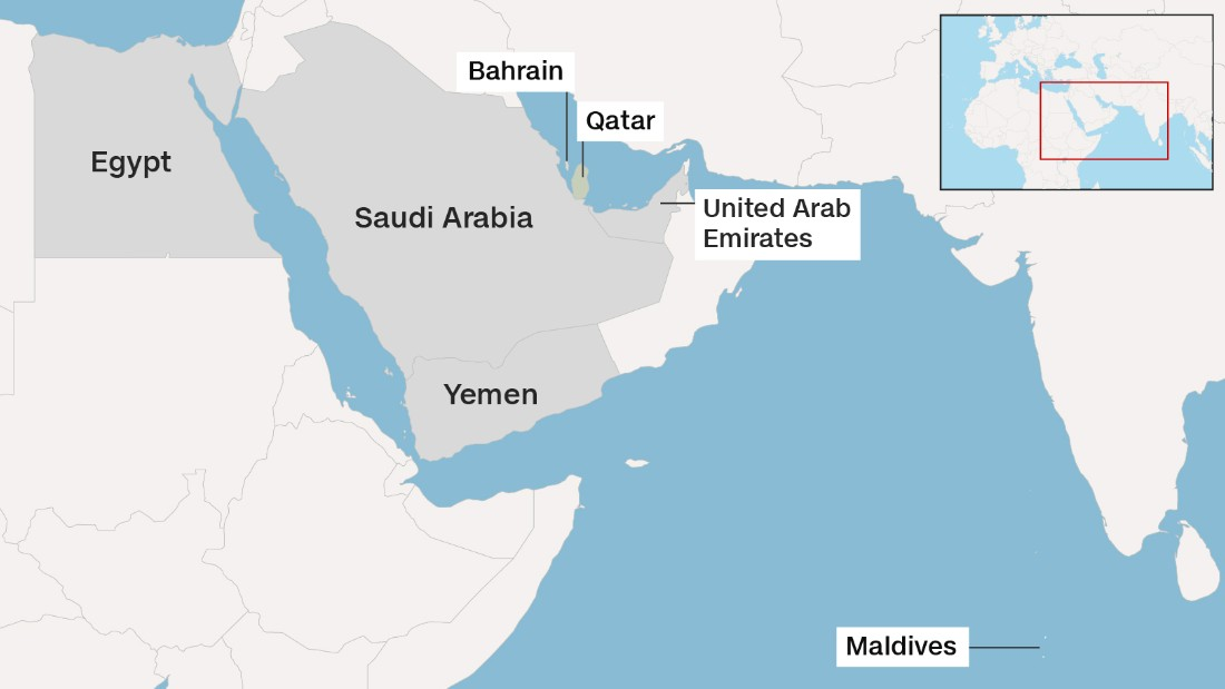 Gulf rift over Qatar could complicate US goals in Mideast – Trending Stuff