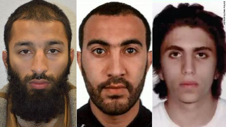Image result for london bridge attackers