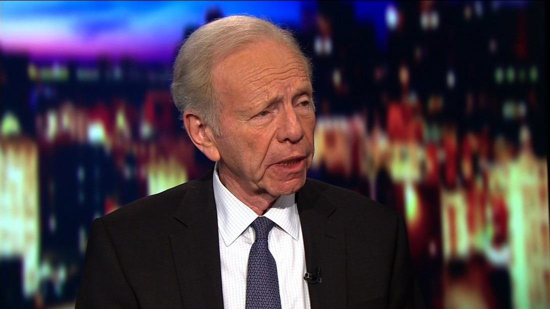 image of Lieberman: Comey testimony serious allegations