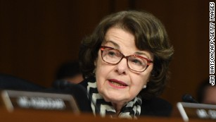 Feinstein: We intend for Trump Jr. to testify publicly