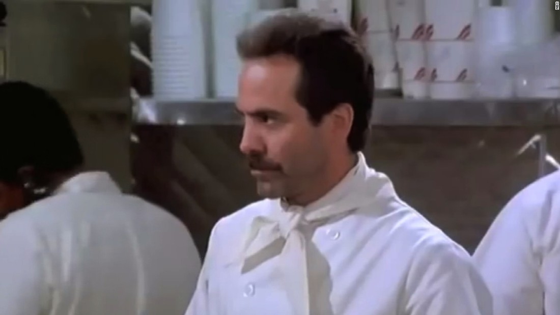 What Many 'Seinfeld' Fans Get Wrong About The 'Soup Nazi'