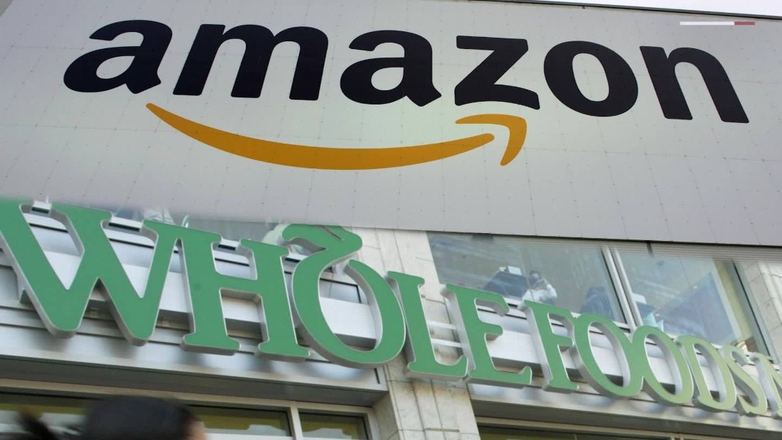 image of Why Amazon is buying Whole Foods