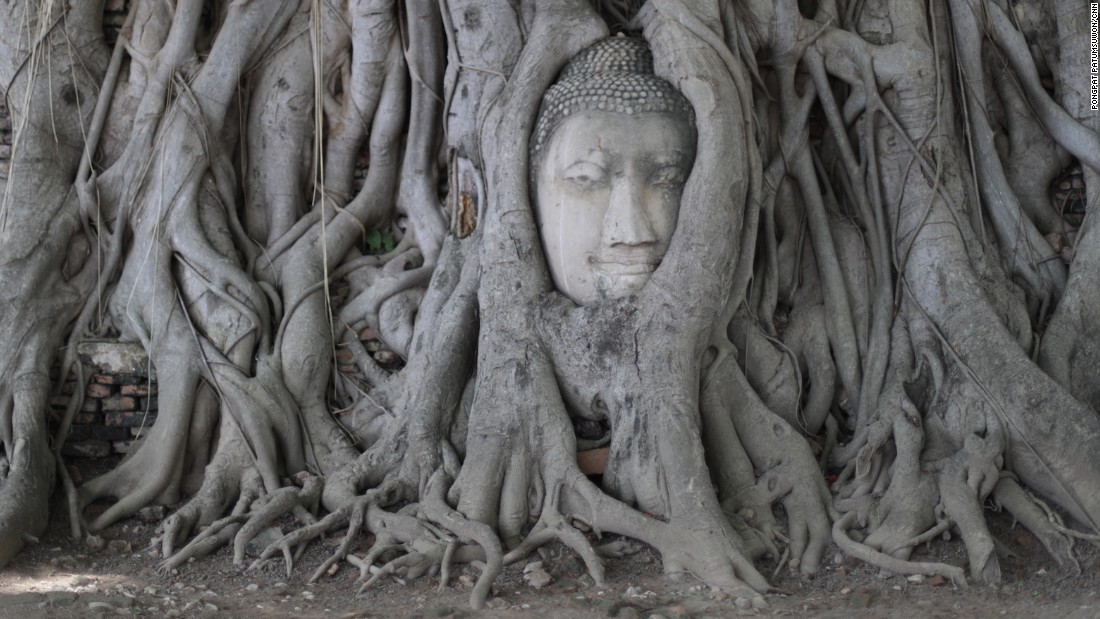 Trip to Ayutthaya, Thailand, recalls glory days of old Siam – CNN.com | CNN Travel