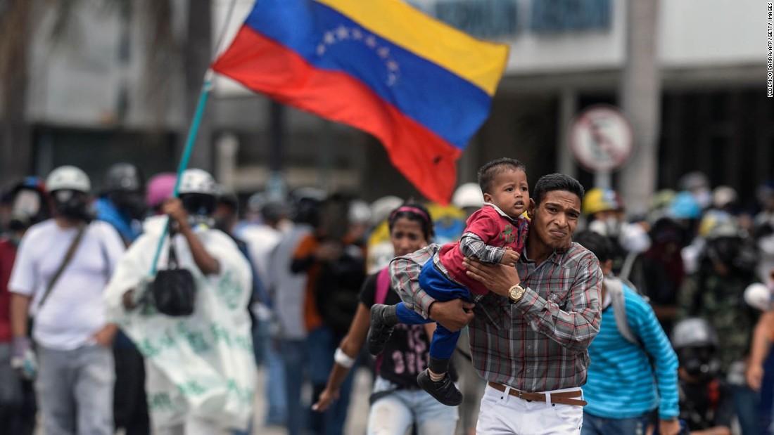 Venezuela crisis: What happened? - CNN