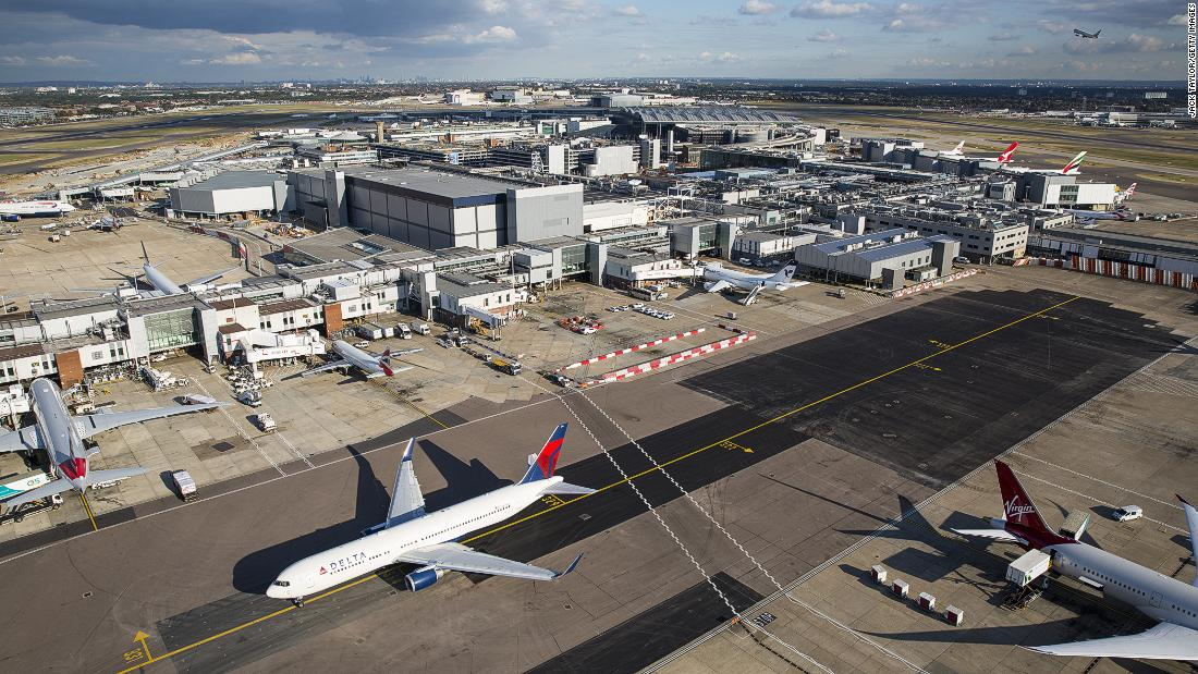 how do you get from heathrow to stansted airport