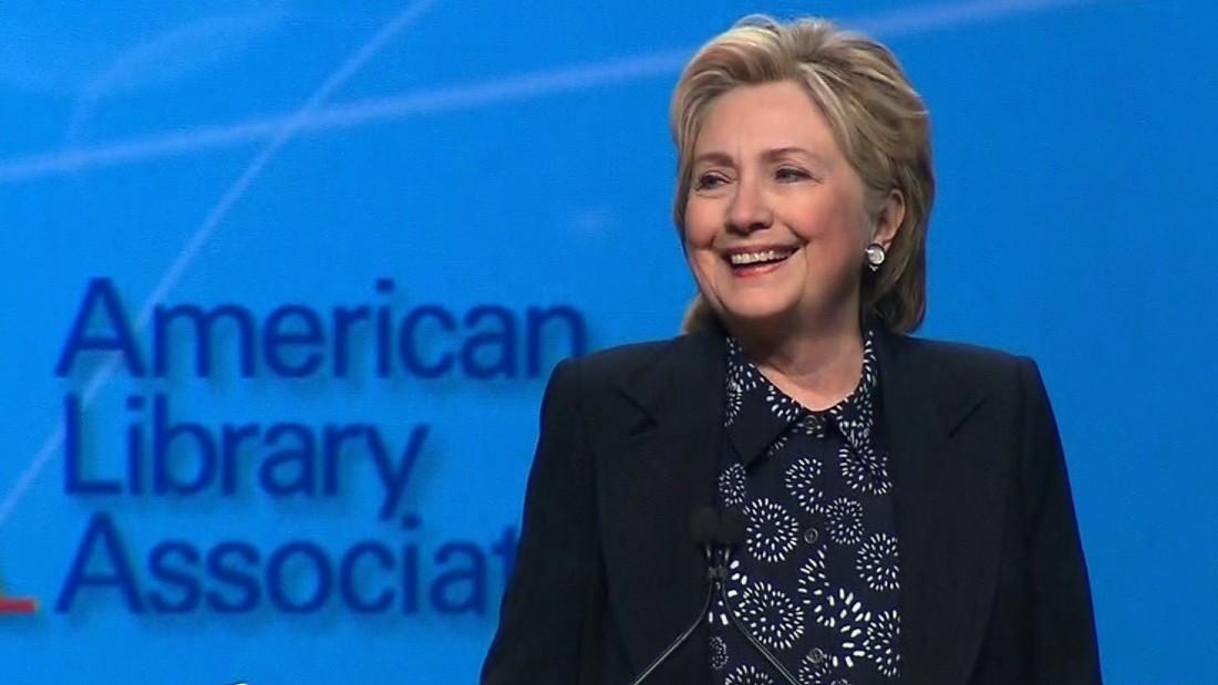 American rhetoric hillary clinton