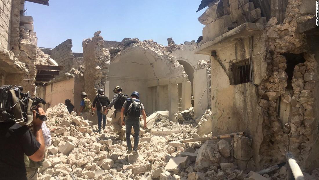 Mosul Isis Iraqi Prize Awaits Liberation Cnn
