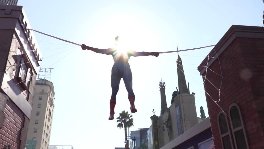 'Spider-Man: Homecoming' World Premiere