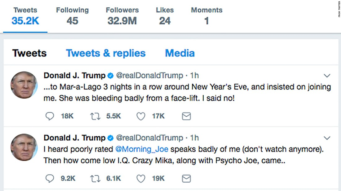 Cnn World News Twitter: Pat Toomey: Trump's Thursday-morning Tweetstorm 'maddening