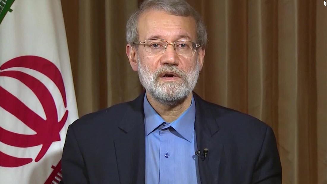 Iran Reaction To Travel Ban