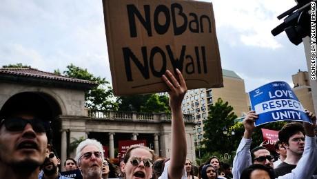 9th Circuit narrows scope of Trump travel ban
