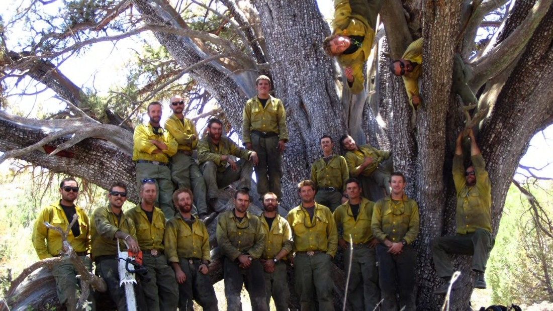 Remembering The Granite Mountain Hotshots Cnn
