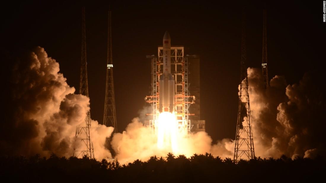 China rocket launch fails after liftoff - CNN