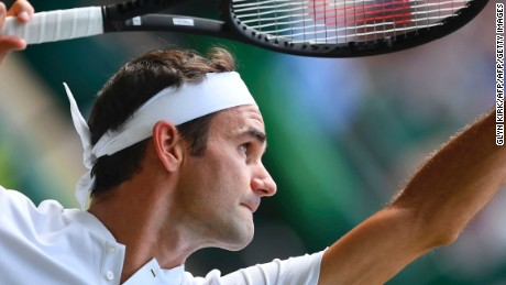 Federer as you've never heard him before