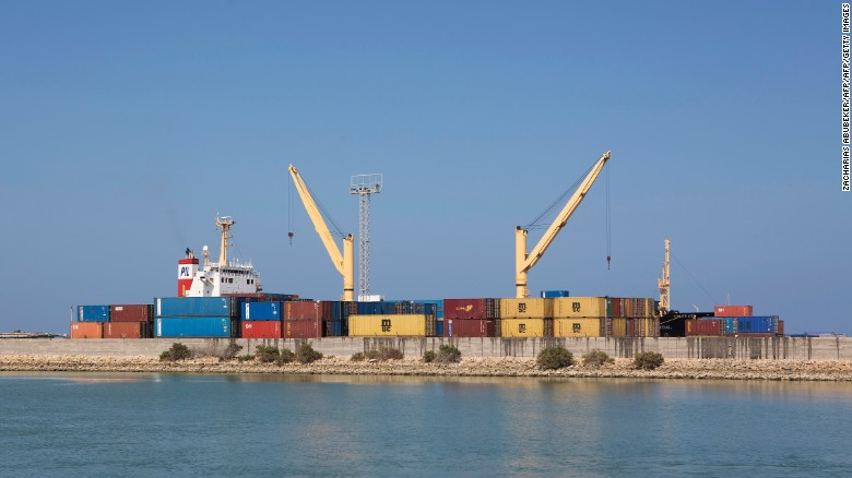 The port development could improve Somaliland's international standing.