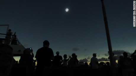 How To Safely View The Eclipse Of The Century Cnn Video