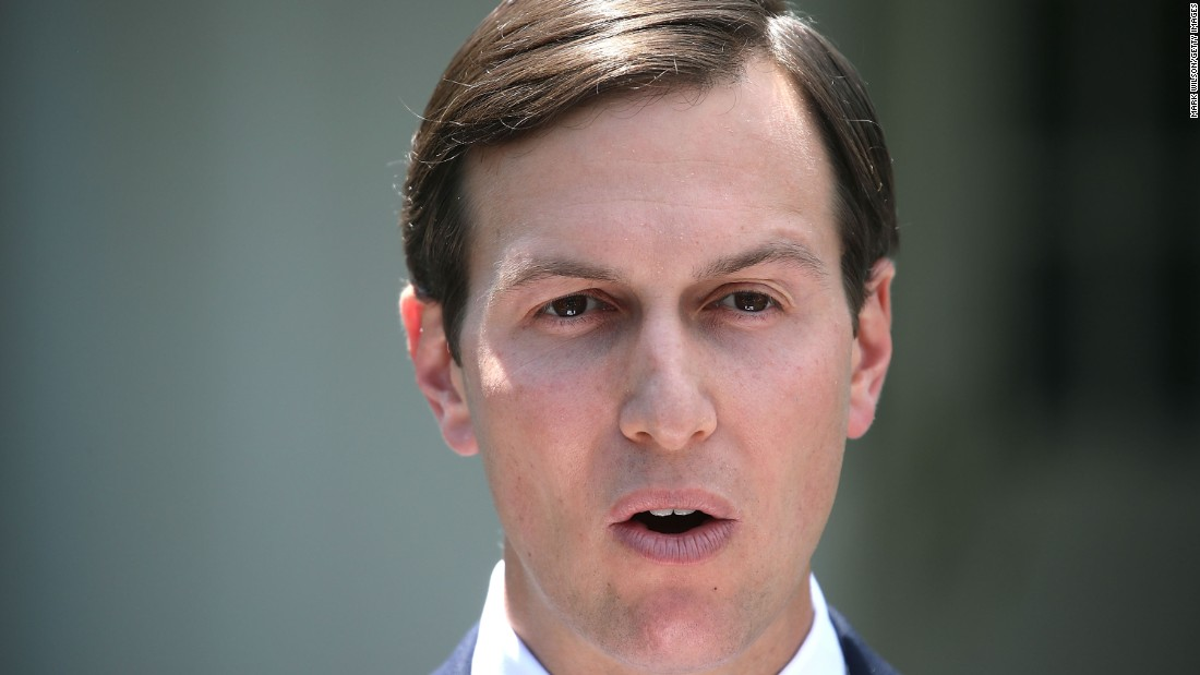 Attorney: Kushner used private email account to talk to WH officials - CNNPolitics