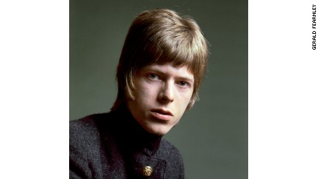Rare photos of a young David Bowie have been published in a new book